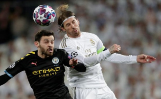 Manchester City - Real Madrid Live Stream: Champions League live on the Internet