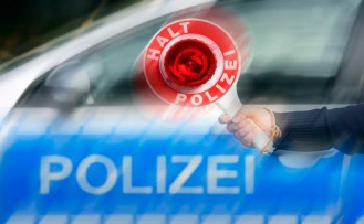 The Federal police inspection Stralsund: Federal police enforced a warrant