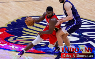 New Orleans Pelicans' Zion Williamson'an unusual force,' Mavs' Rick Carlisle States