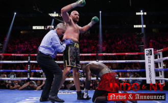 Fury stops Wilder in 11th in another heavyweight thriller