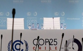 Klimarådgiver: Countries pulling the handbrake at the COP25 meeting