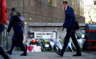 Man used the tooth to overpower the London Bridge terrorist