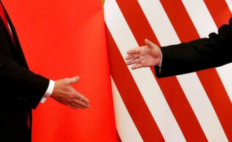 The UNITED states and China have entered into the lot on trade