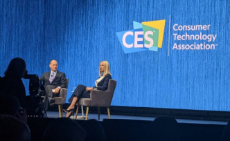 Ivanka Trump leads the speech most anticipated and controversial of the CES