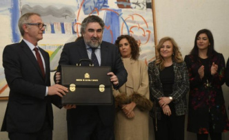 Rodríguez Uribes takes office as the minister of Culture