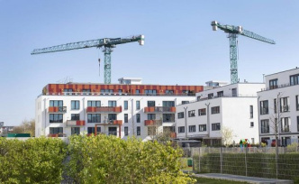 Ugly Cube with a flat roof: Why new houses in Germany, all look the same