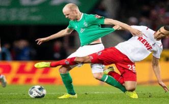 Werder Bremen - 1. FC Cologne Live Stream Bundesliga watch live on the Internet