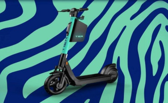 Animal-scooters made in Berlin, Cologne & Hamburg: In these cities, you can E-scooter use