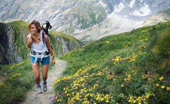 Check list for Hiking: 12 things necessarily belong in the backpack
