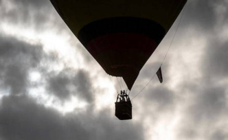 Germany : an accident of a hot air balloon is a dead and two wounded - The Point