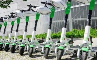 Lime-scooters made in Berlin, Cologne & Hamburg: In these cities, you can use the E-scooter for rent