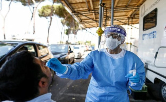 New infections are on the rise again - Italy is making discos tight, and tightened the mask duty