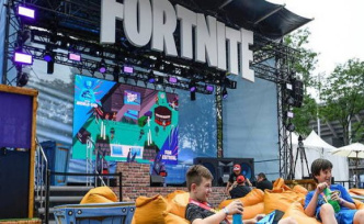 The video game Fortnite between the war against Apple and Google - The Point