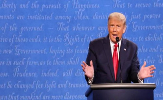 American election : these three assets that can still win the Trump - Point