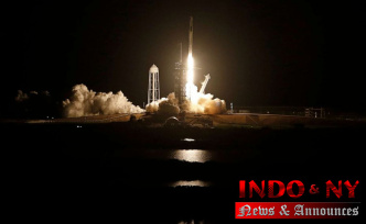 SpaceX Starts 4 astronauts to ISS on recycled Capsule and Rocket
