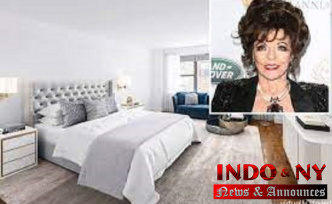 Joan Collins sells NYC pad with 16 closets worthy of'Dynasty' for $2M