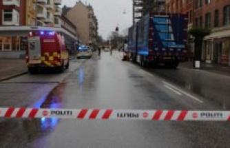 Suspected gas leak: Big road in Copenhagen blocked