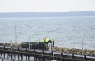 Woman found dead in Svendborgsund