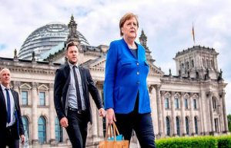Angela Merkel, the patron - The Point