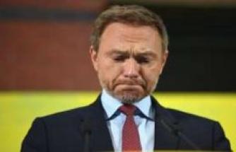 Corona: According to Lindner's gaffe - FDP falls in the survey of the Five-percent-hurdle | politics