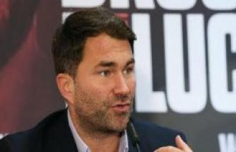 Eddie Hearn: not 'Easy Fights' allow