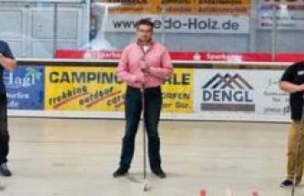 Franz Steer: The new ESC-Trainer is a high   ESC Dorfen