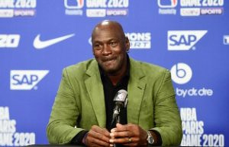 Against racism: Basketball legend Jordan donates $ 100 million
