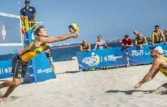 Alexander Walkenhorst and the beach League on Twitch: Revolution in beach volleyball   Multi-Sport