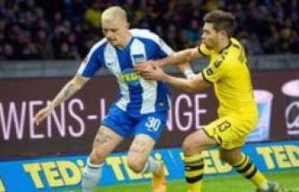 BVB against Hertha Berlin in the Live-Ticker: All info to the Bundesliga crunch match   football