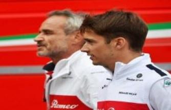 Beat Zehnder: Leclerc as a mixture of Schumacher and Raikkonen