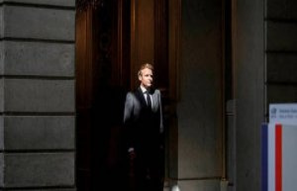 Economic crisis : Macron lanesthésiste - The Point