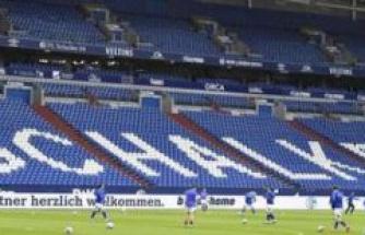 FC Schalke upset Fans with a hardship application   football
