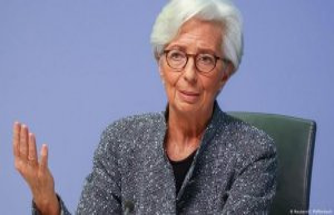 Lagarde's Bazooka: 1,35 trillion euros for bond purchases