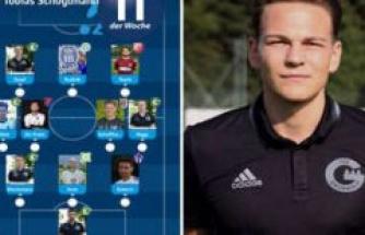TSV Grünwald: Top Eleven Tobias Schöglmann | district München
