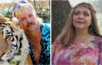 Tiger King Joe Exotic loses to the Zoo Nemesis Carole Baskin