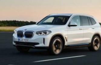 BMW iX3 : offensive power | Automotive