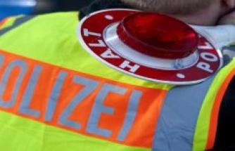 Police headquarters in Pforzheim: hit the tree