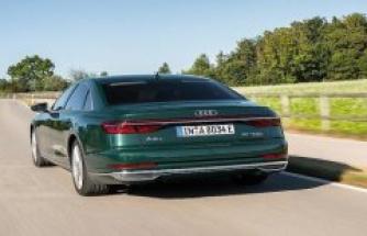 Practice Test: Audi A8 60 TFSIe Quattro