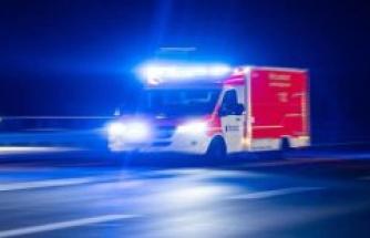 Rüdersdorf: motorist dies after accident on the A10