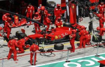 Spielberg: Vettel in the formula 1-nightmare: Ferrari hard to beat