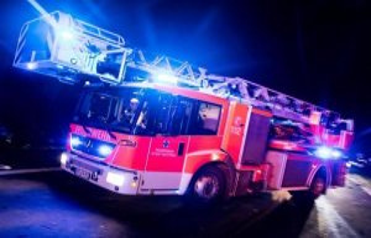 Bad Bentheim: fire in Bad Bentheim chicken coop