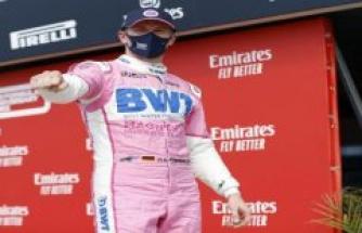 Barcelona: Perez's back - hülkenberg's Brief Comeback ended again