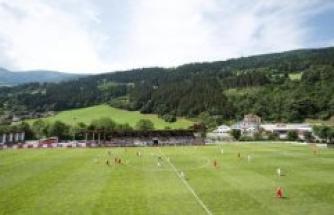 Bremen: spectators at Werder-test games in Austria