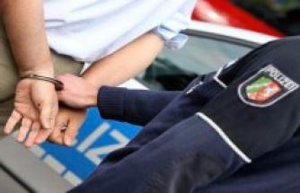District police authority Märkischer Kreis: After manhunt, suspect the police