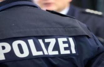 District police authority in Borken: burglary in apartment