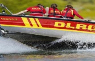 Flensburg: Three anglers from the Bay of Kiel saved