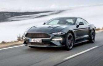 Ford Mustang Bullitt : jurassic car | Automobile