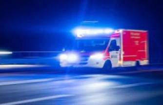 Plauen: 33-Year-old in collision near Plauen seriously injured