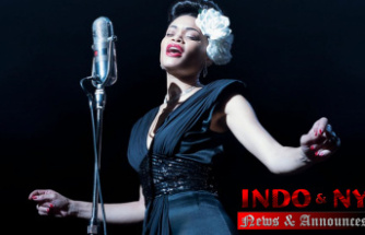 Inspection: Andra Day Excels in overstuffed Billie Holiday bio