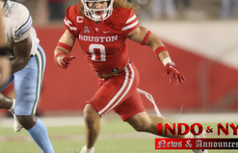 Tampa Bay Buccaneers make Houston's Grant Stuard draft's Mr. Irrelevant